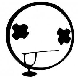 Autocolante - Smile a Babar-se