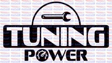 Autocolante - Tuning power