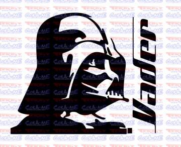 Autocolante - Vader