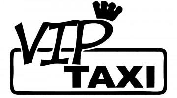 Autocolante - Vip Taxi