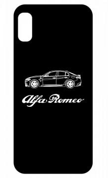 Capa de telemóvel com Alfa Romeo Julia