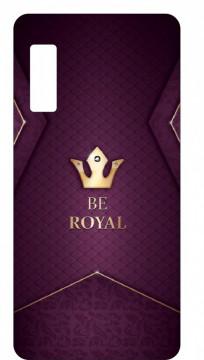 Capa de telemóvel com Be Royal
