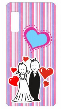Capa de telemóvel com Casamento