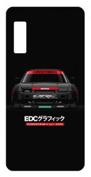 Capa de telemóvel com EDC Jdm