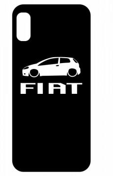 Capa de telemóvel com Fiat Grande Punto
