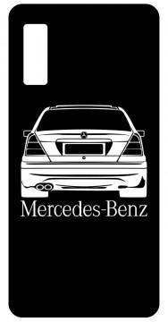 Capa de telemóvel com Mercedes c w202