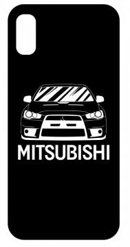 Capa de telemóvel com Mitsubishi Evolution X