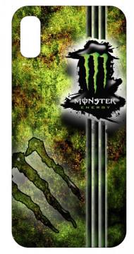 Capa de telemóvel com Monster