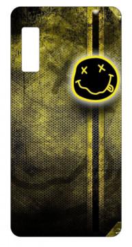 Capa de telemóvel com smile