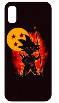 Capa de telemóvel com Son goku