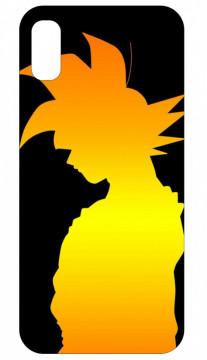 Capa de telemóvel com Songoku