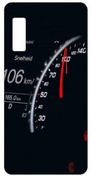Capa de telemóvel com Velocidade