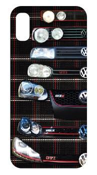 Capa de telemóvel com Volkswagen - Geração GTI