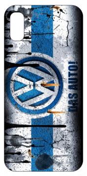 Capa de telemóvel com Volkswagen - Retro