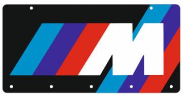 Chaveiro em Acrílico com ///M (BMW)