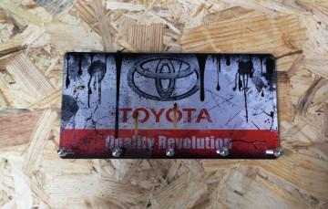 Chaveiro em Acrílico com Toyota