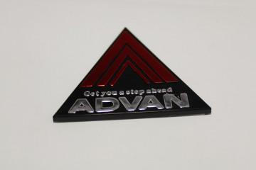 Emblema com ADVAN