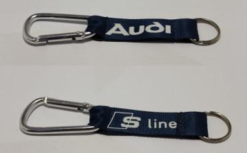 Fita Porta Chaves para Audi S-LINE