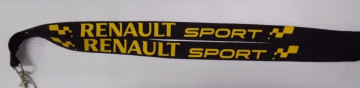 Fita Porta Chaves para Renault Sport