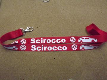 Fita Porta Chaves para Volkswagen Scirocco