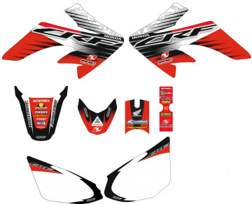 Kit Autocolantes Para Honda CRF 50