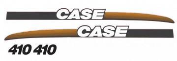 Kit de Autocolantes para CASE 410