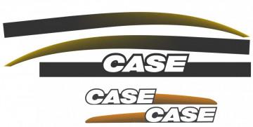Kit de Autocolantes para CASE CX210