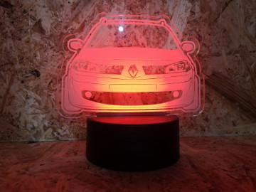"""Moldura / Candeeiro com luz de presença - Renault Megane II """"Break"""""""