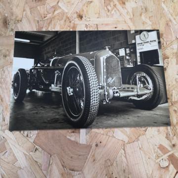 Placa Decorativa em PVC - Alfa Romeo
