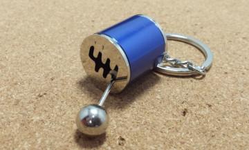 Porta Chaves - Caixa de velocidades  (azul)