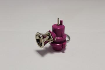 Porta Chaves - Dump Valve (Blow off valve) - Rosa