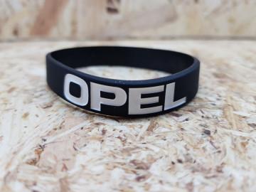 Pulseira para Opel Preto