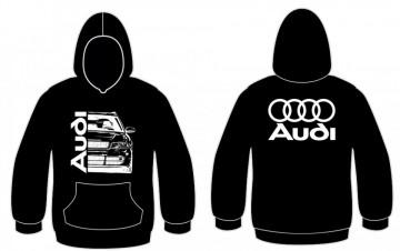 Sweatshirt com capuz Audi A4 B5 Avant