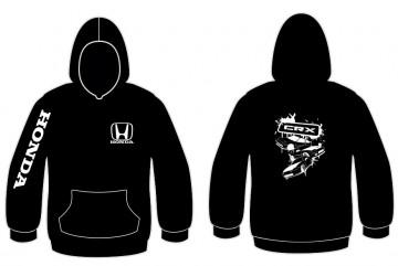 Sweatshirt com capuz com All Honda CRX
