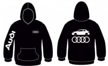 Sweatshirt com capuz para Audi A1