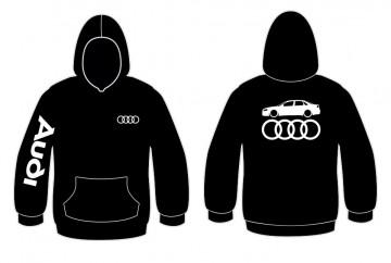 Sweatshirt com capuz para Audi A4 B7 Sedan