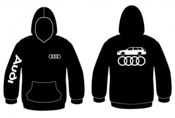 Sweatshirt com capuz para Audi RS4