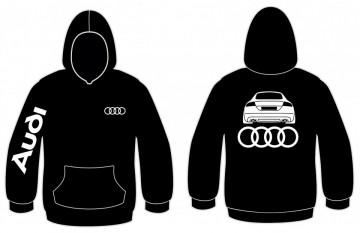Sweatshirt com capuz para Audi TT