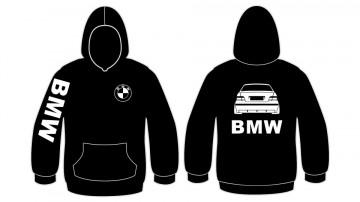 Sweatshirt com capuz para BMW E36 Coupe