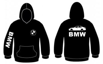 Sweatshirt com capuz para BMW E60 Série 5