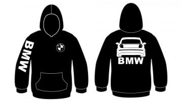 Sweatshirt com capuz para BMW E81 / E87