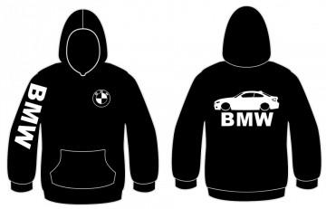 Sweatshirt com capuz para Bmw F22 Coupe