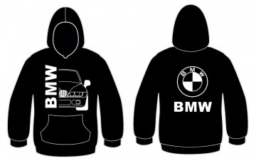 Sweatshirt com capuz para BMW Z3