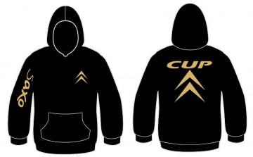 Sweatshirt com capuz para Citroen Saxo cup
