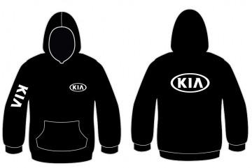 Sweatshirt com capuz para KIA