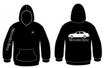 Sweatshirt com capuz para Mercedes-Benz W202