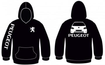 Sweatshirt com capuz para Peugeot 106