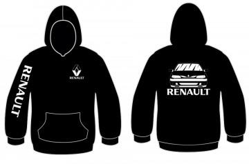 Sweatshirt com capuz para Renault  Laguna