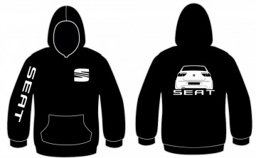 Sweatshirt com capuz para Seat Exeo