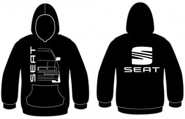 Sweatshirt com capuz para Seat Ibiza 6K
